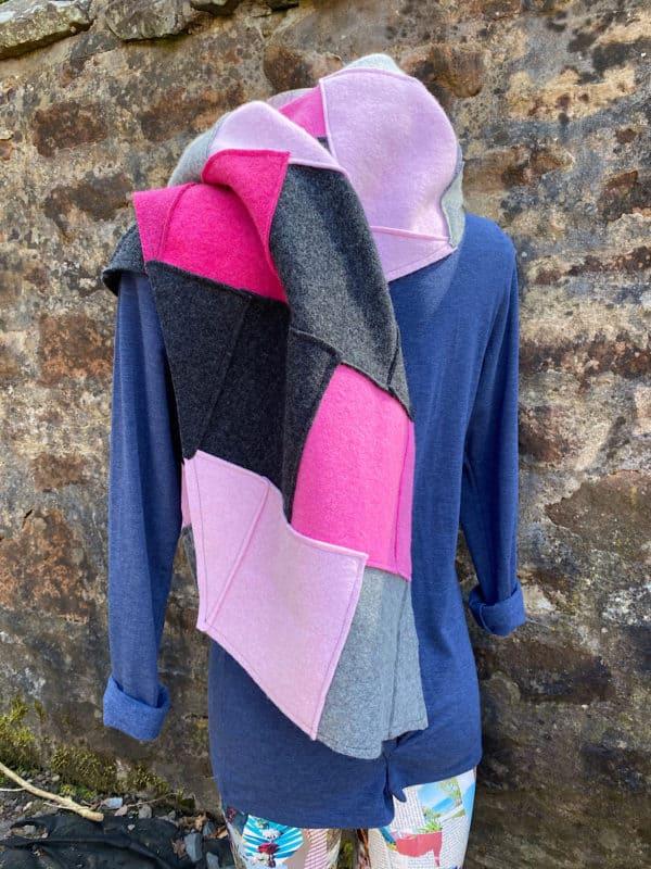 back wrap pinks