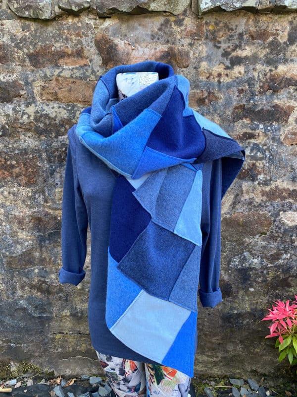 blues wrap