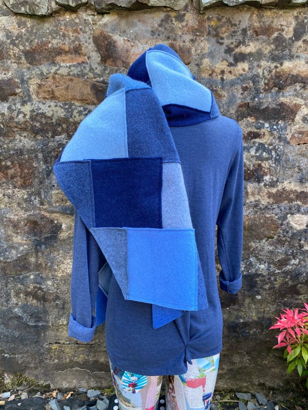 back wrap blues